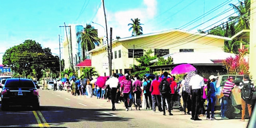 Central Immigration Office to process 100 applications daily
