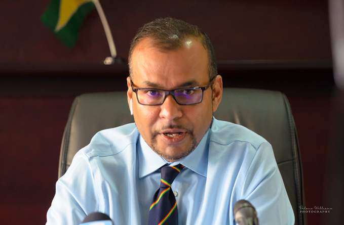 Younger diaspora being targeted to take up opportunities in Guyana