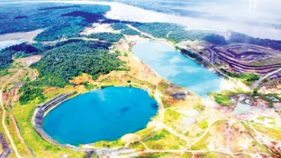 Omai strikes high-grade gold in Region 7
