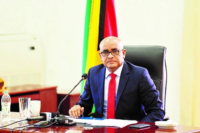 Govt scholarships will prepare Guyanese for oil sector – VP Jagdeo