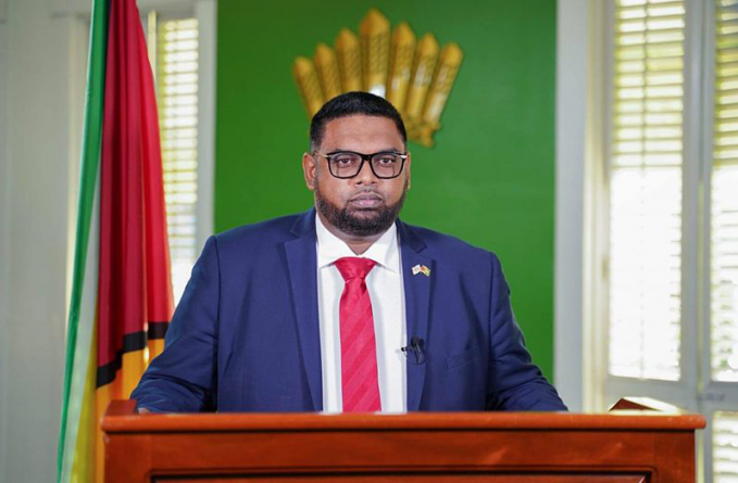 President Ali 'shuts down' Norton's divisive claims of racism