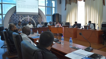 Nandlall: Broad commitment to electoral reforms at stakeholders meet on EU observer mission report