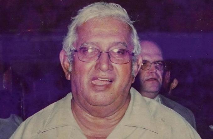 Long-standing public servant 'Vic' Persaud dies