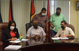 $1.2B contract signed for reconstruction of Lusignan Prison