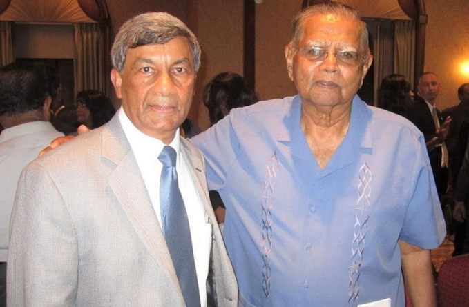Pandit Ramlall Way in NY to be unveiled Sunday