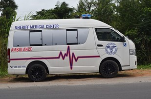 Sheriff Medical Centre offering ambulance services
