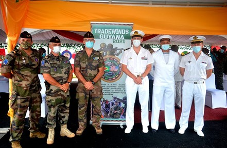 Tradewinds military exercise to promote 'sustained peace, stability'