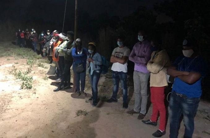 Visa-free travel for Haitians quashed