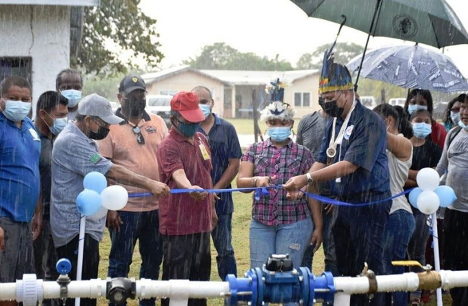 $20M water distribution system commissioned in St. Ignatius