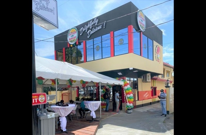 $80M Chicken 'n' Burger outlet opens in Leonora