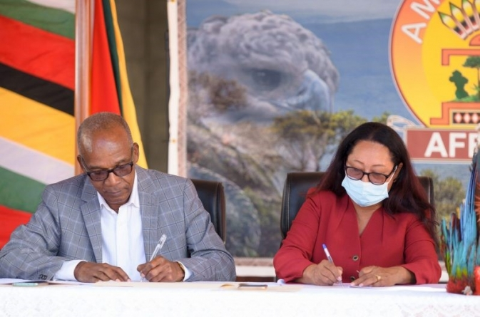 MoU signed to 'jump start' $39.2M training programme for hinterland youths