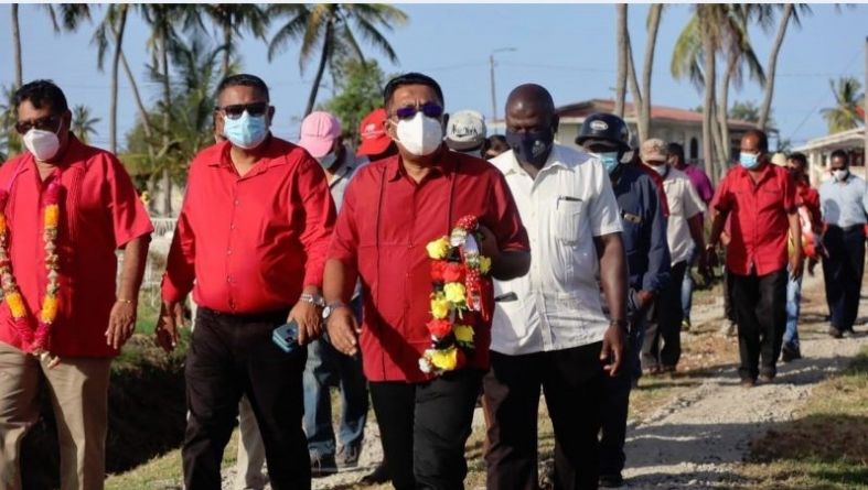 PPP stalwart Michael Forde remembered