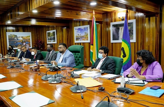 President provides update on Special Ministerial Taskforce on Food Production and Food Security