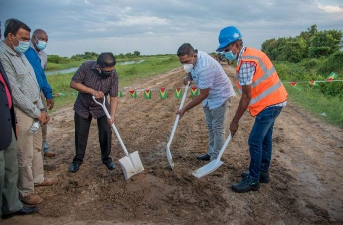 Virgin agricultural lands to be available