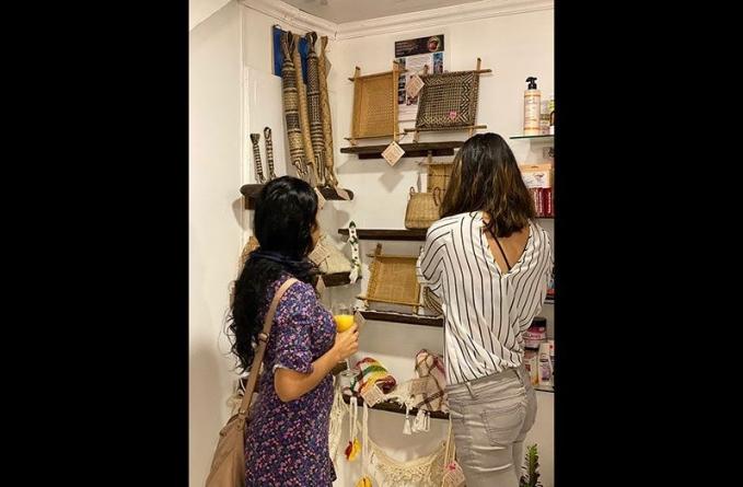 Young entrepreneur creates space to market indigenous culture