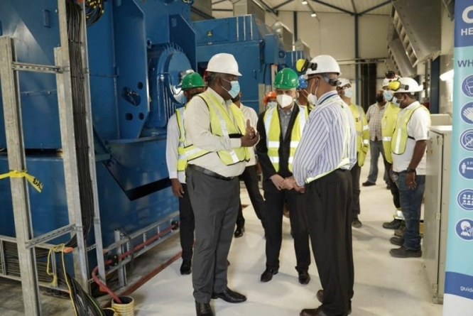 46.5MW of additional power likely by September