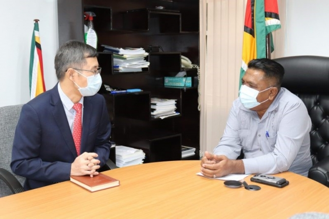 China pledges support for agriculture sector