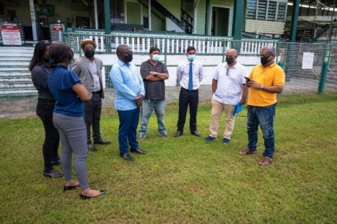 Gov't assesses grounds for possible hosting of ICC Youth World Cup