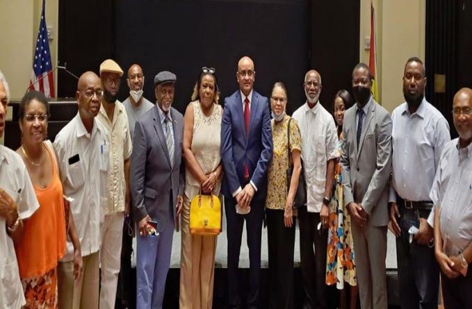 Jagdeo makes case for carbon credit market