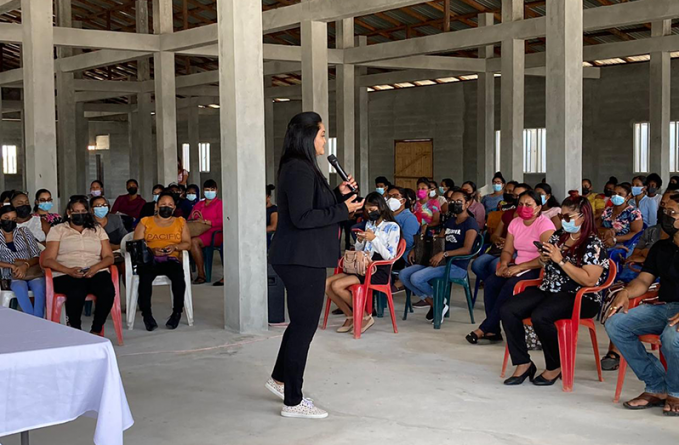 More Region Two women, girls being financially empowered