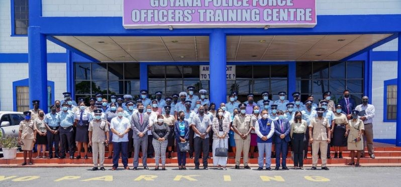 Over 2,000 officers to be trained to handle domestic violence reports