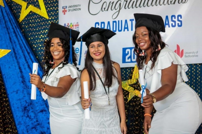 Over 600 graduate from Nations University