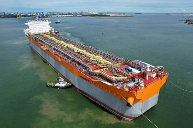 Prosperity FPSO on course for 2024 completion