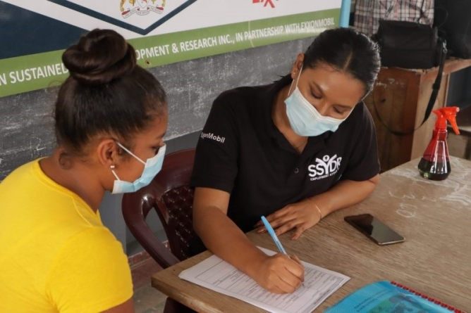 SSYDR Inc, Exxon team up for fourth job- readiness camp
