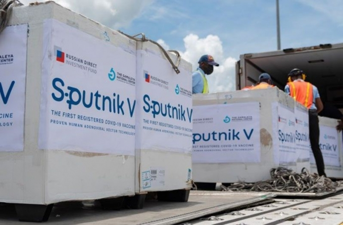 Persons vaccinated with 'Sputnik V' granted access to Caribbean countries