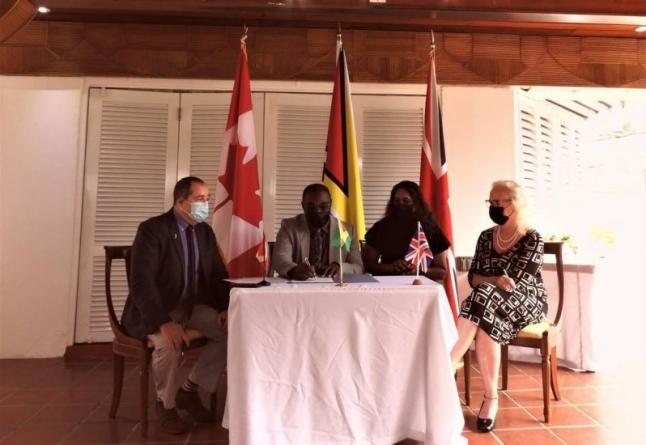 UK, Canada welcome Guyana to Media Freedom Coalition