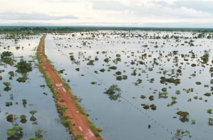 WWF launches campaign website for freshwater protection in Guyana