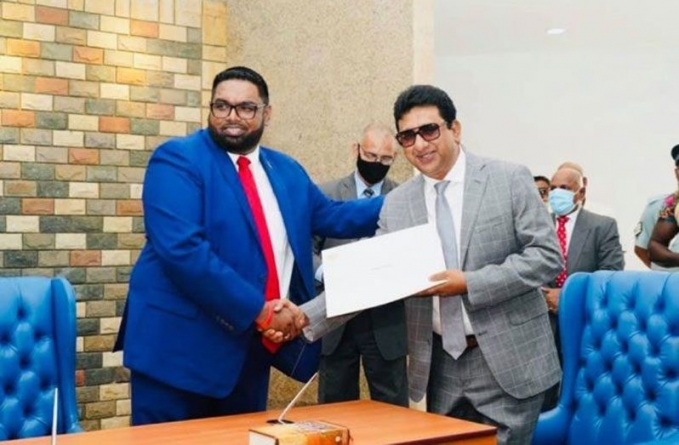 World-class legal architecture to support Guyana's developmental trajectory