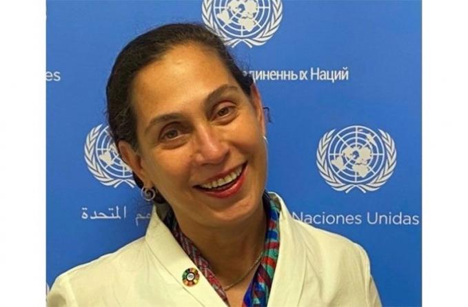 Yesim Oruc is new UN Resident Coordinator in Guyana