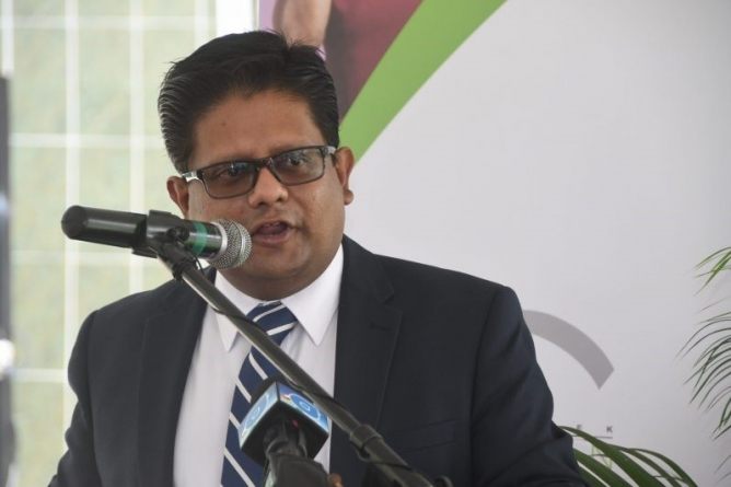 Single market space being touted for Guyana-Suriname