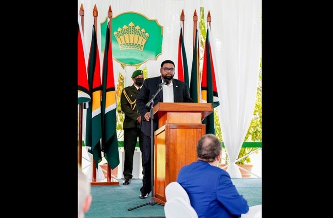 Guyana's commitment to democracy unwavering