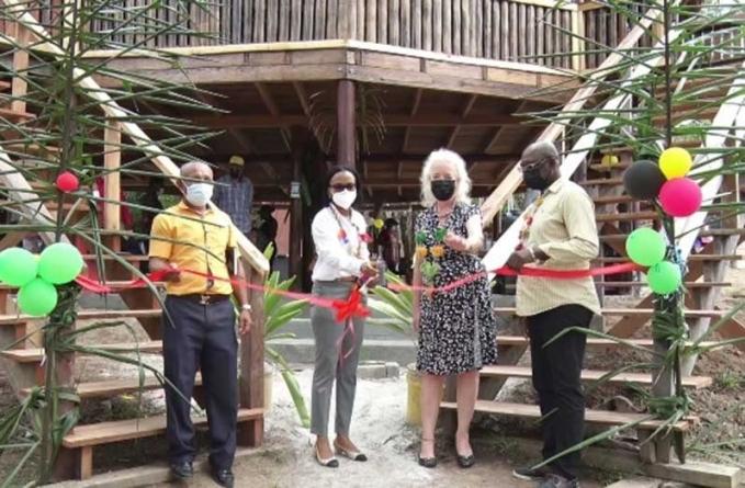 'Ubudi' Eco-Lodge commissioned at Moraikobai