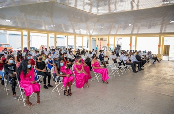 205 students graduate from BIT youth empowerment programme in Reg. 3