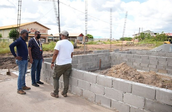 $23M office building to enhance GWI, housing authority operations in Lethem