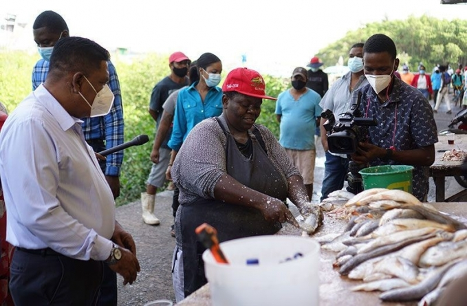 Fisheries exports pass $4B in first half of 2021