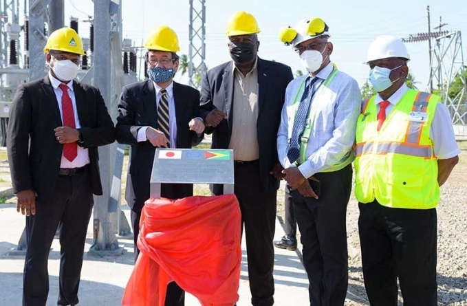 GPL commissions US6M voltage regulator system at Canefield substation
