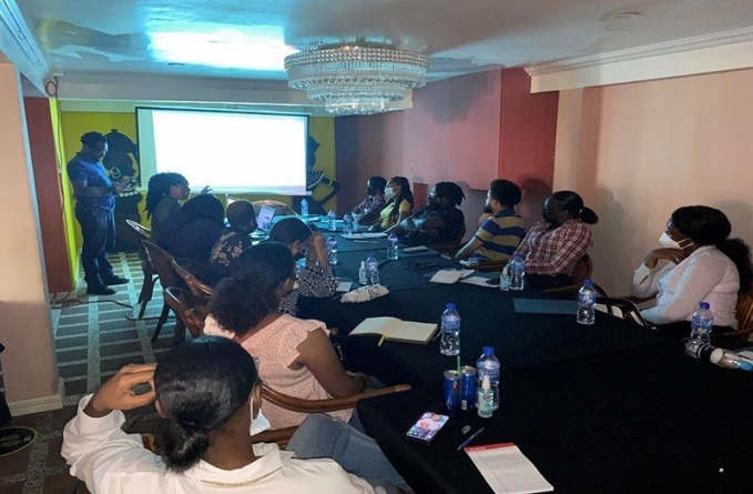 GRPA partners with PAHO/WHO on sexual, reproductive health training
