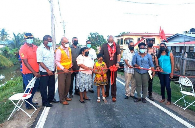 Good Hope gets $65M road upgrade