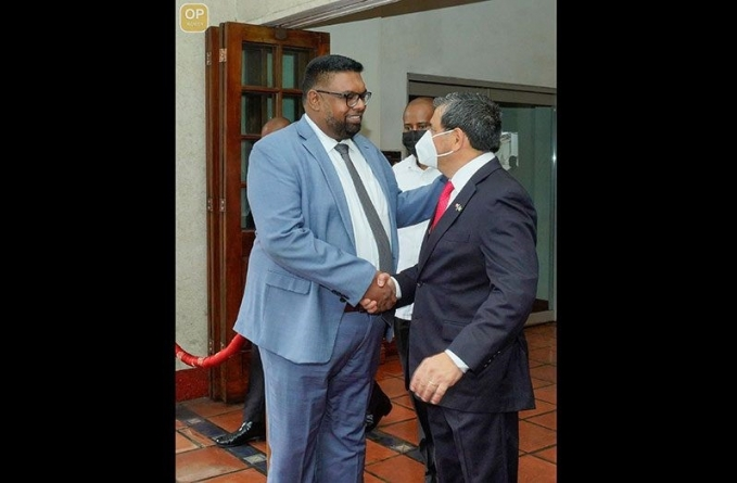 Guyana, Chile mull strengthening economic, commercial links