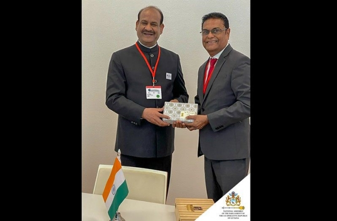 Guyana, India could work collectively to strengthen democracies