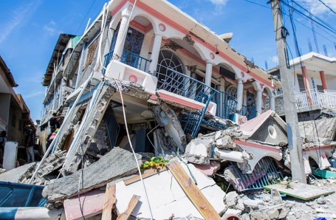 Guyana donates US$50,000 to aid recovery efforts in Haiti