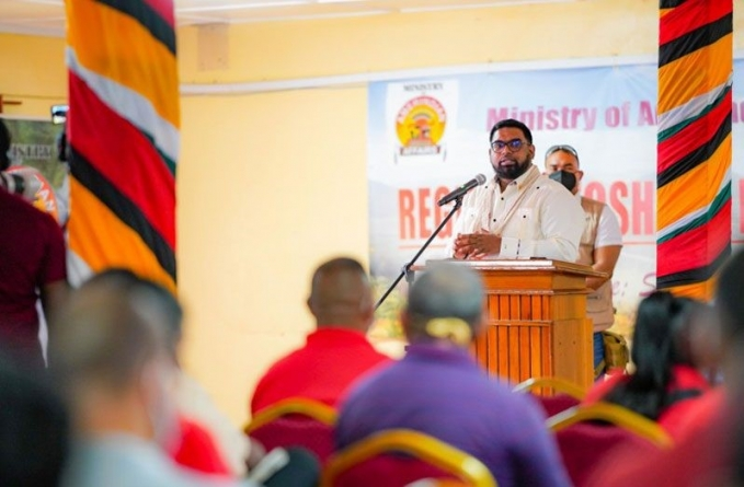 Hinterland communities to benefit equally from oil and gas wealth