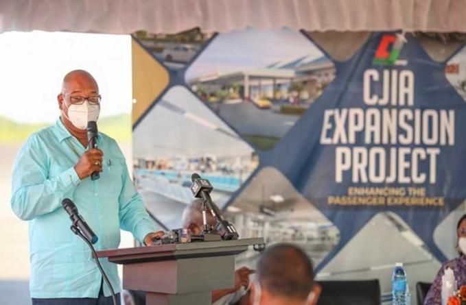 New CJIA boarding bridges procured from reputable company