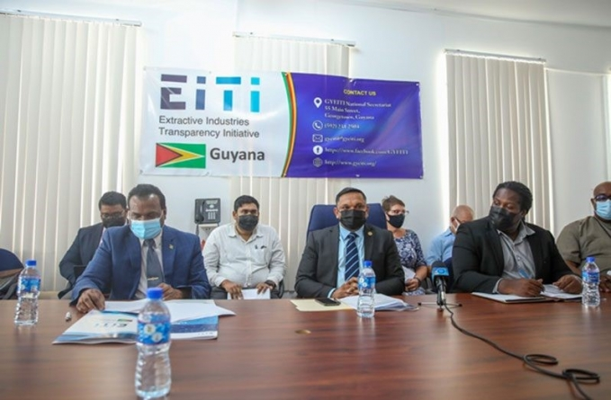 New EITI multi-stakeholder group launched