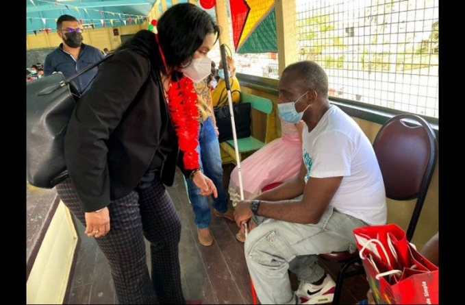 Persons with disabilities urged to register with Disability Commission