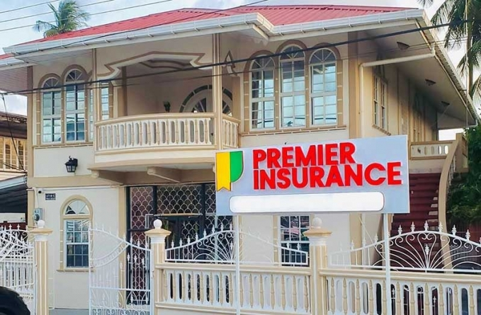 Premier Insurance takes 'comprehensive financial protection' to Berbice